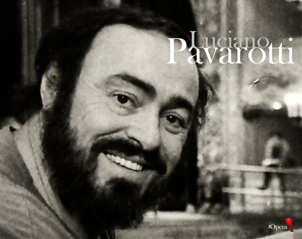 Luciano Pavarotti iopera