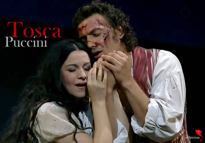 Tosca Puccini Jonas Kaufmann ROH Bryn Terfel Angela Gheorghiu