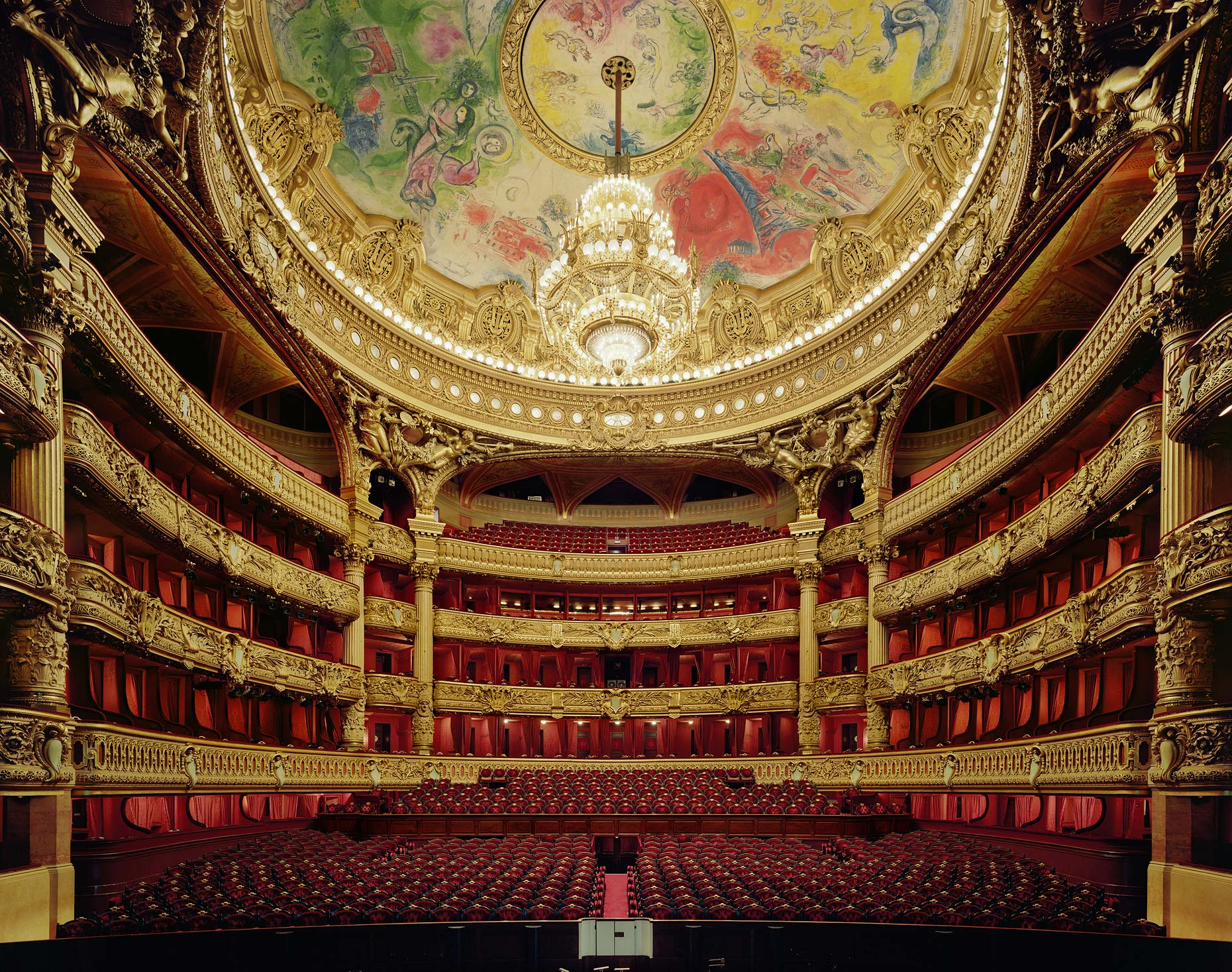 Palais Garnier Opera de Paris