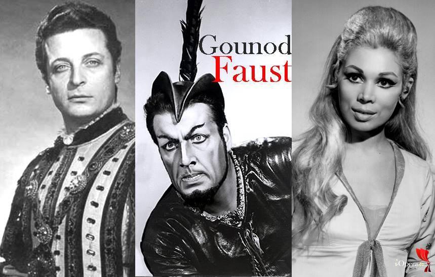 Faust de Gounod Faust Chicago 1980 Kraus Ghiaurov Freni