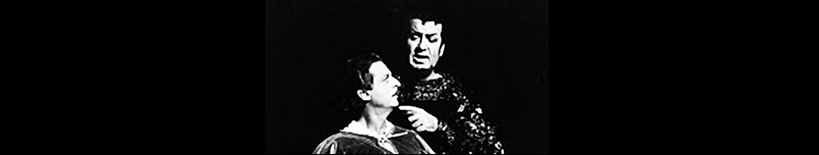 Ghiarov y Kraus en Faust