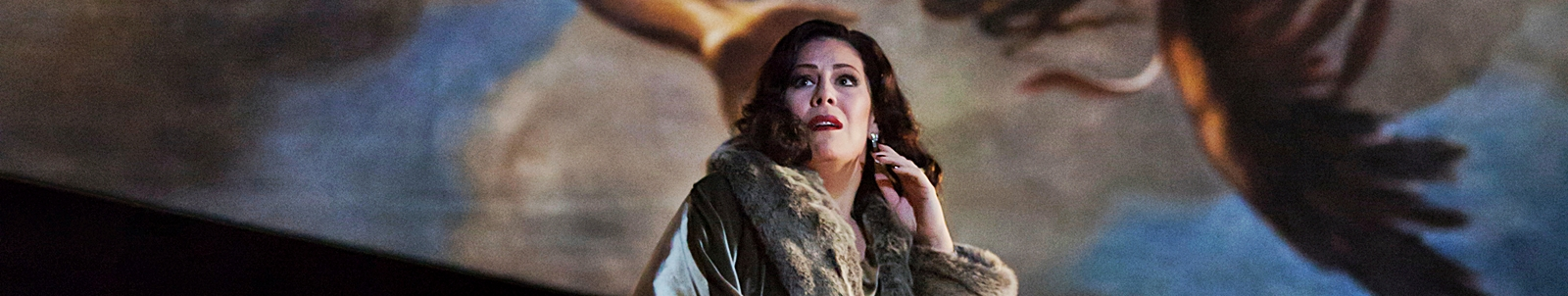 Radvanovsky como Amelia
