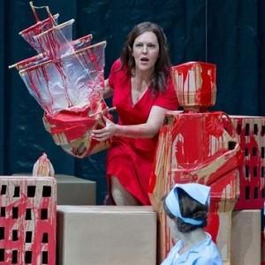 El Holandés errante en Bayreuth 2012