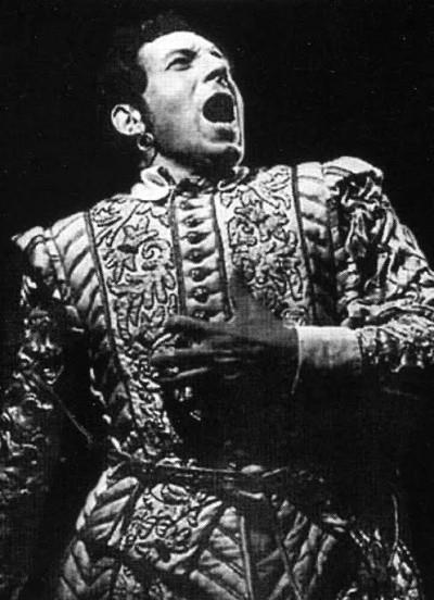 Ezio Pinza, probablemente el mejor Don Giovanni de la historia del disco