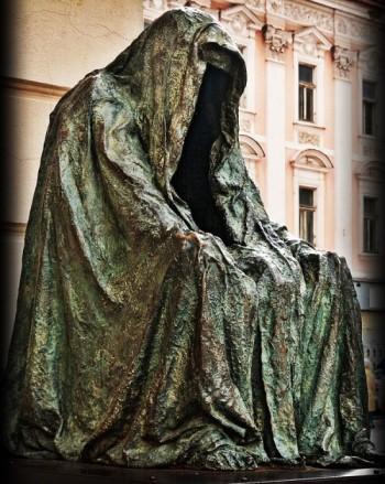Il Commendatore de Anna Chromy en Praga
