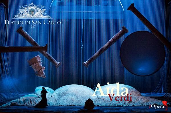Aida al Teatro San Carlo