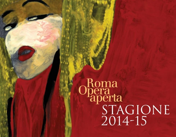 Roma temporada Opera 2014 2015