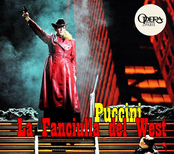 Fanciulla West Puccini nina stemme Marco Berti paris 2014 iopera video