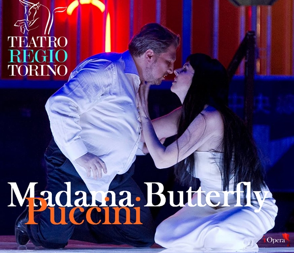 Madama butterfly Giacomo Puccini Regio turin Nizza 2014