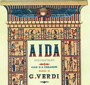 Giuseppe Verdi  Aida