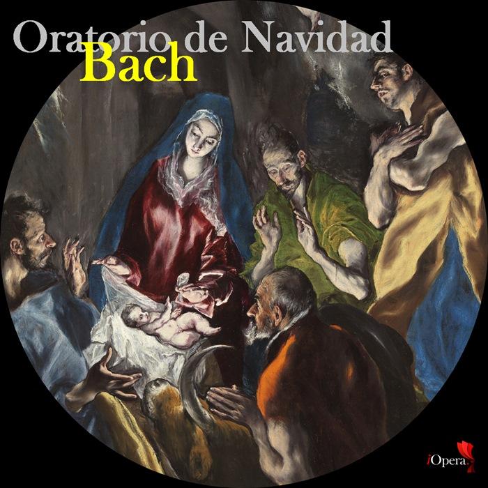 adoracion de los pastores el greco 1612 oratorio navidad Bach Basilea