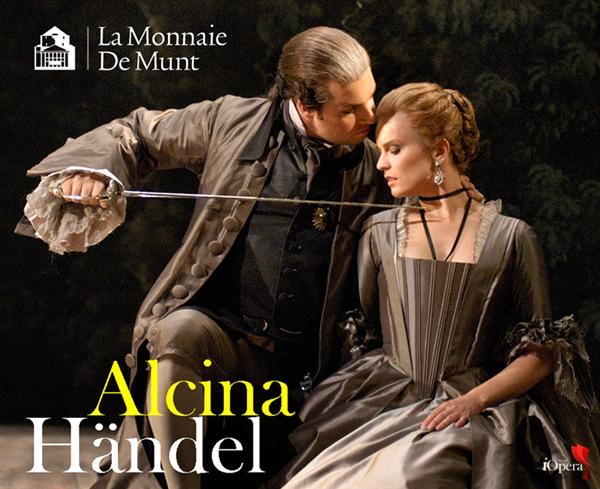 Alcina-Händel la monnaie bruselas  vídeo iopera