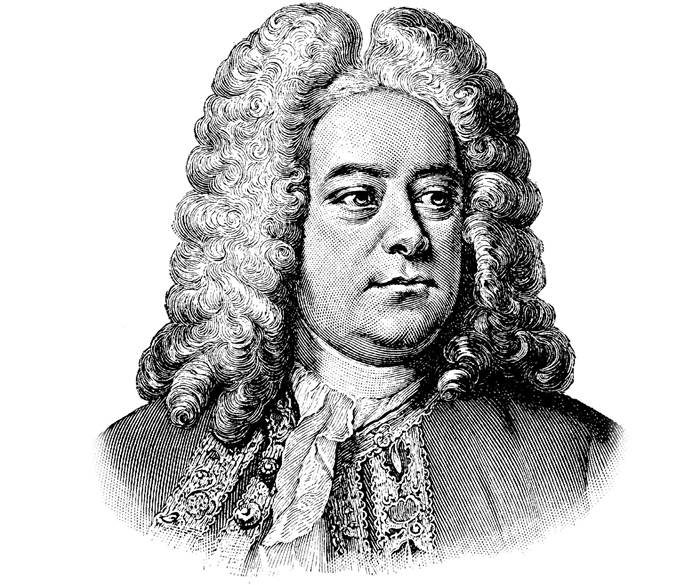 Georg Friedrich Händel Handel - E. Power Biggs The Organ Concerto Of Handel Nos. 7-12