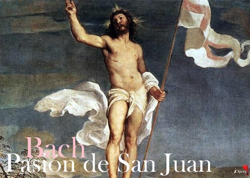 Pasión de San juan Bach parís Jacobs