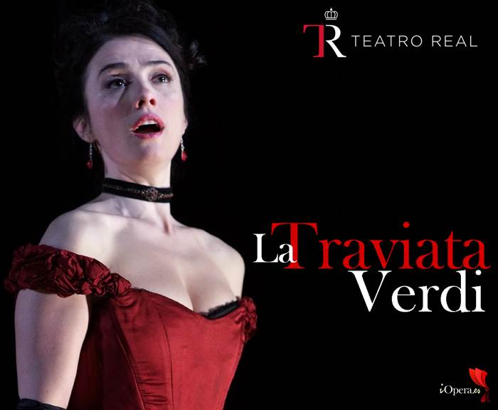 Traviata Verdi teatro real