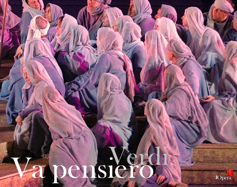 Va pensiero Nabucco coro acto iii giuseppe verdi