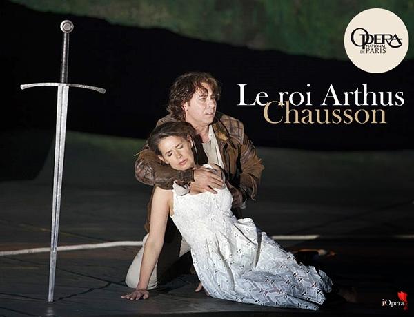 Le Roi Arthus Opéra national de Paris Alagna Koch Hampson 2015