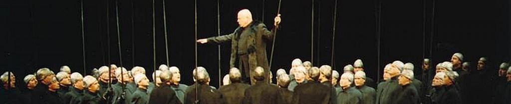 goetterdaemmerung Wagner  Opera de Viena 2015 vídeo