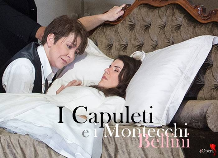 I Capuleti e i Montecchi Bellini Zurich Joyce DiDonato ópera vídeo