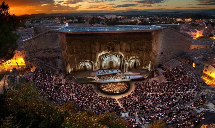 Il Trovatore Verdi Alagna Hui He Festival Orange Teatro Romano 2015