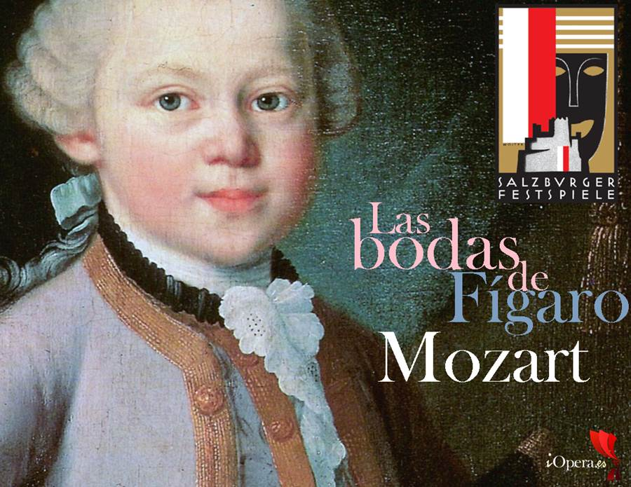 mozart-wolfgang-amadeus le nozze di figaro Salzburgo 2015