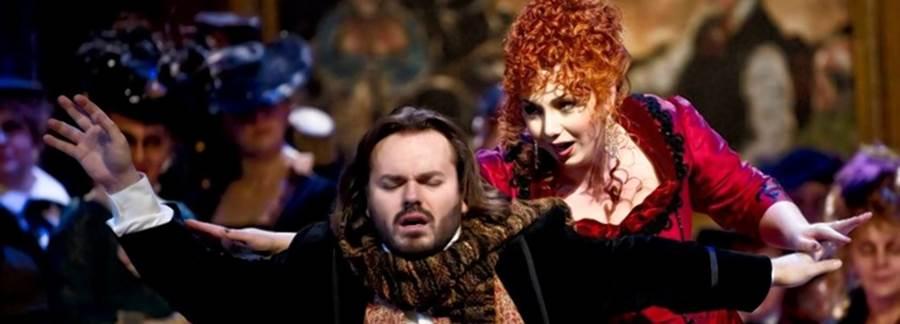 La boheme de Puccini en Oslo