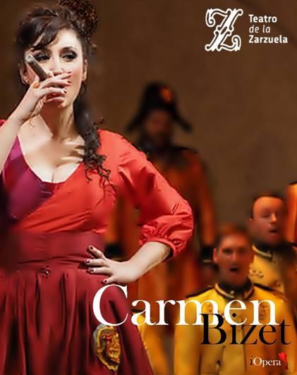 maría josé montiel Carmen teatro de la zarzuela premio nacional de música 2015