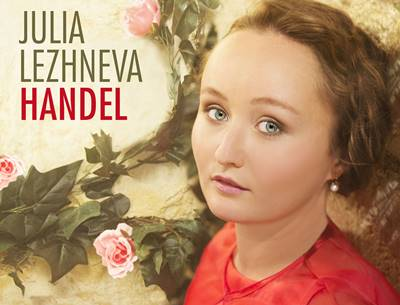 Handel Julia Lezhneva cd