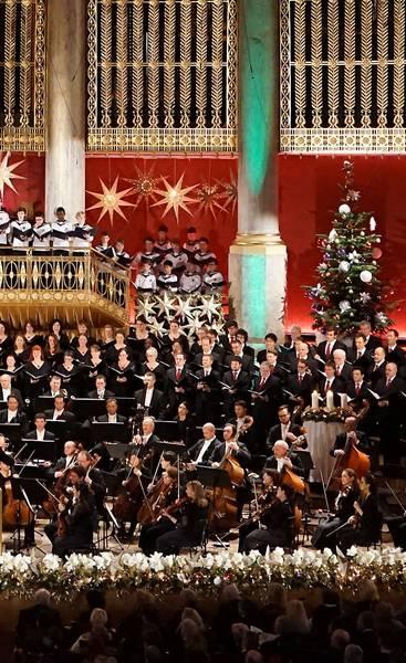 Navidad en Viena 2015 concierto ioperaes  Wien ORF