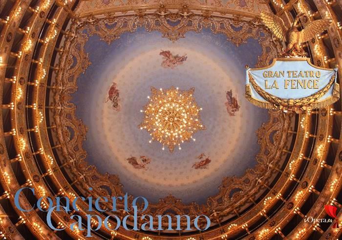 Concierto de año nuevo en la Fenice de Venecia concierto de año nuevo 2017 en la fenice capodanno teatro la fenice de Venecia