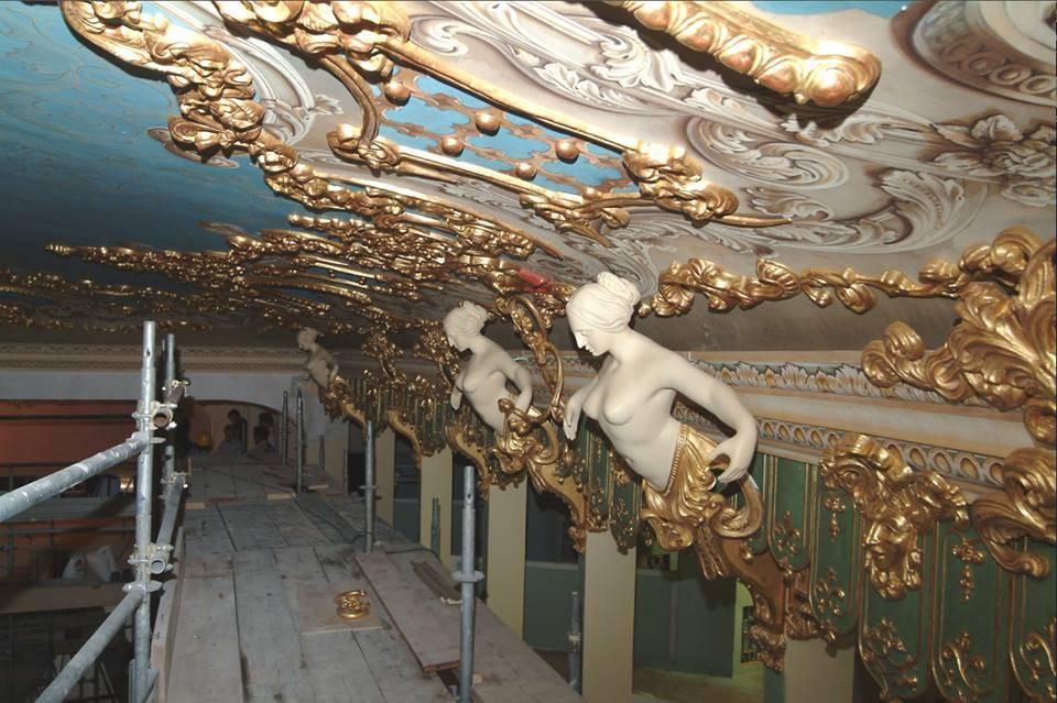 teatro la fenice de venecia reconstrucción