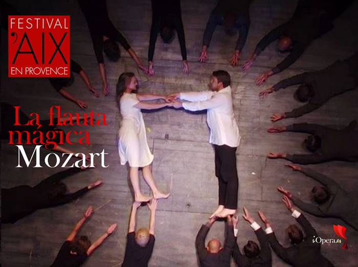 2014 festival la flauta mágica en Aix iOpera