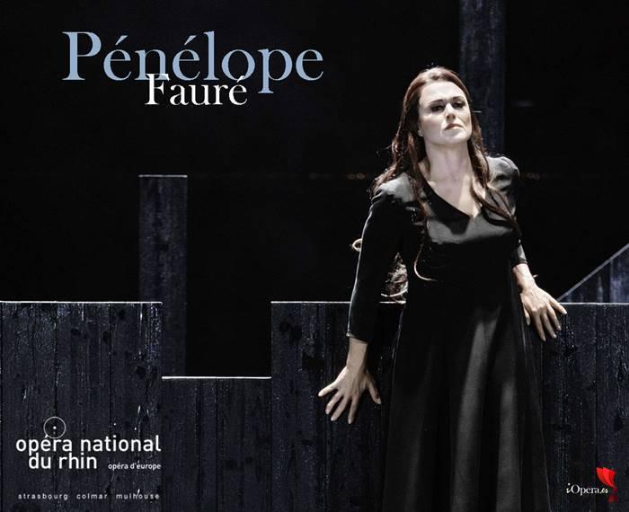 Pénélope de Fauré Anna Caterina Antonacci -Estrasburgo Opera du Rhin 2016