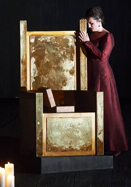 Don Carlo en Viena, Monika Bohinec como Eboli