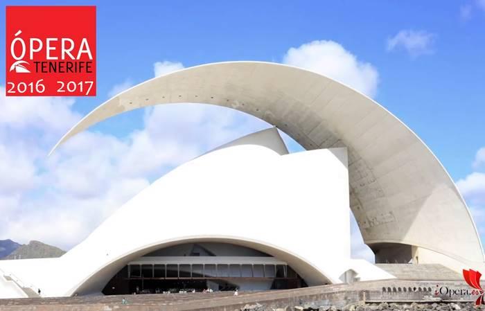 Ópera de Tenerife 2016 2017 programación temporada