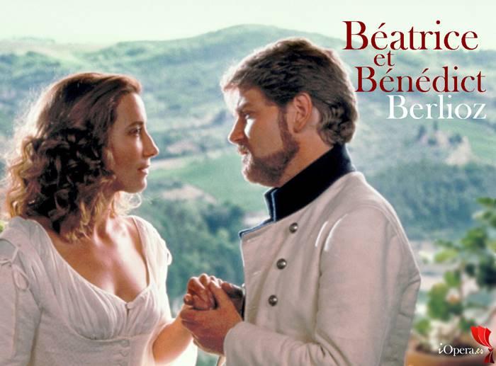 Béatrice et Bénédict en Bruselas