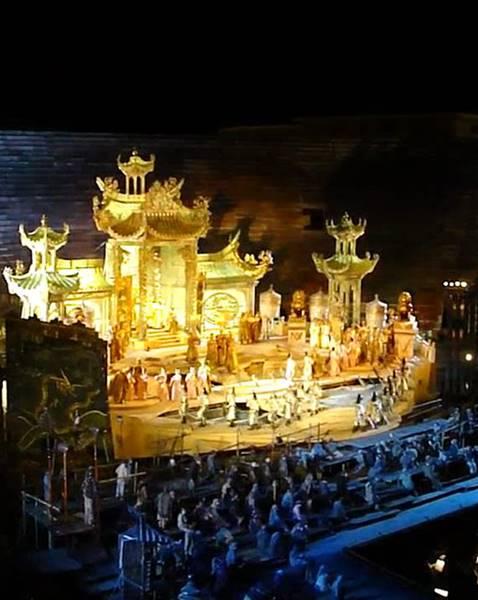 Turandot desde Verona