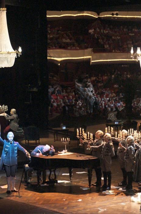 La dama de picas de Chaikovski en Amsterdam vídeo en directo