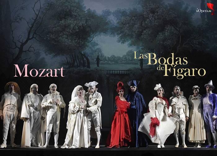 Las bodas de Fígaro en el Festival Due Mondi director James Conlon, Le Nozze di Figaro de Mozart Spoleto 2016
