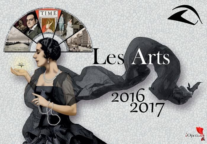 Les Arts programación temporada 2016 2017