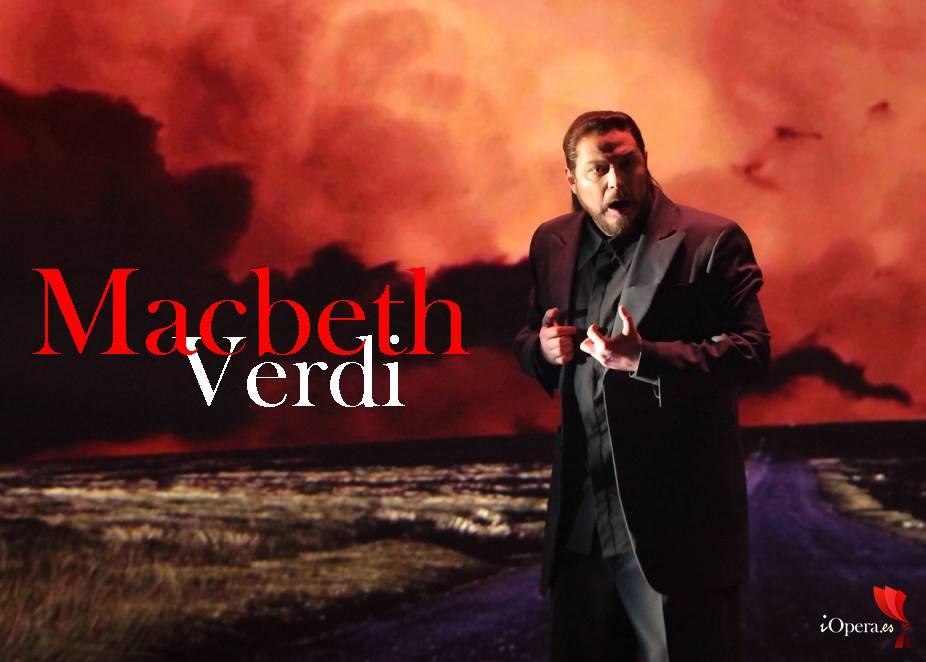 Macbeth de Verdi desde Riga