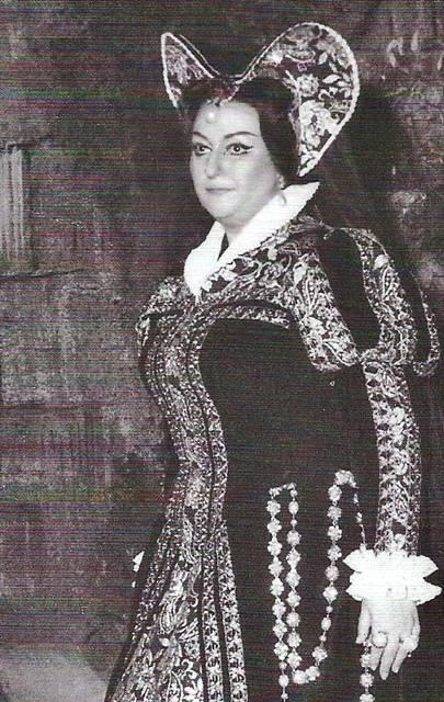 Maria Stuarda Liceu 1978 Montserrat Caballé