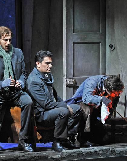 La Bohème en el Liceu, desde el Gran Teatro del Liceu de Barcelona, vídeo de la ópera de Giacomo Puccini  con Eleonora Buratto y Saimir Pirgu  2016
