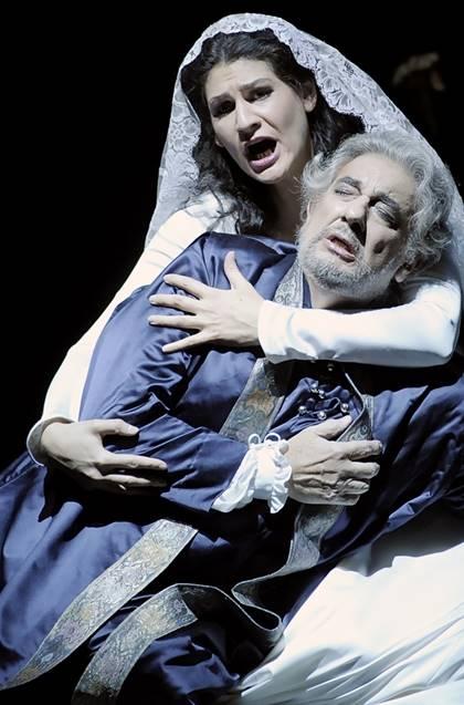 Simon Boccanegra de Verdi en Berlin con Harteros y Domingo