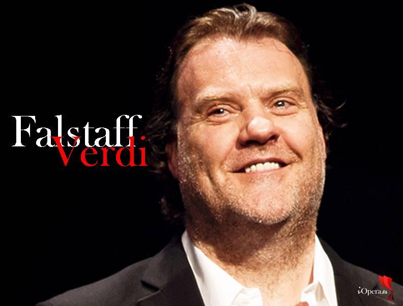 Terfel Falstaff de Verdi en Verbier