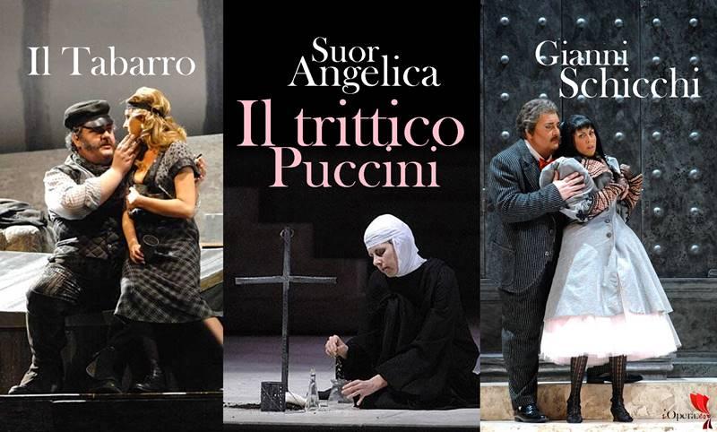 Trittico de Puccini desde Modena Gianni Schicchi Suor Angelica Il Tabarro Alberto Mastromarino Amarilli Nizza