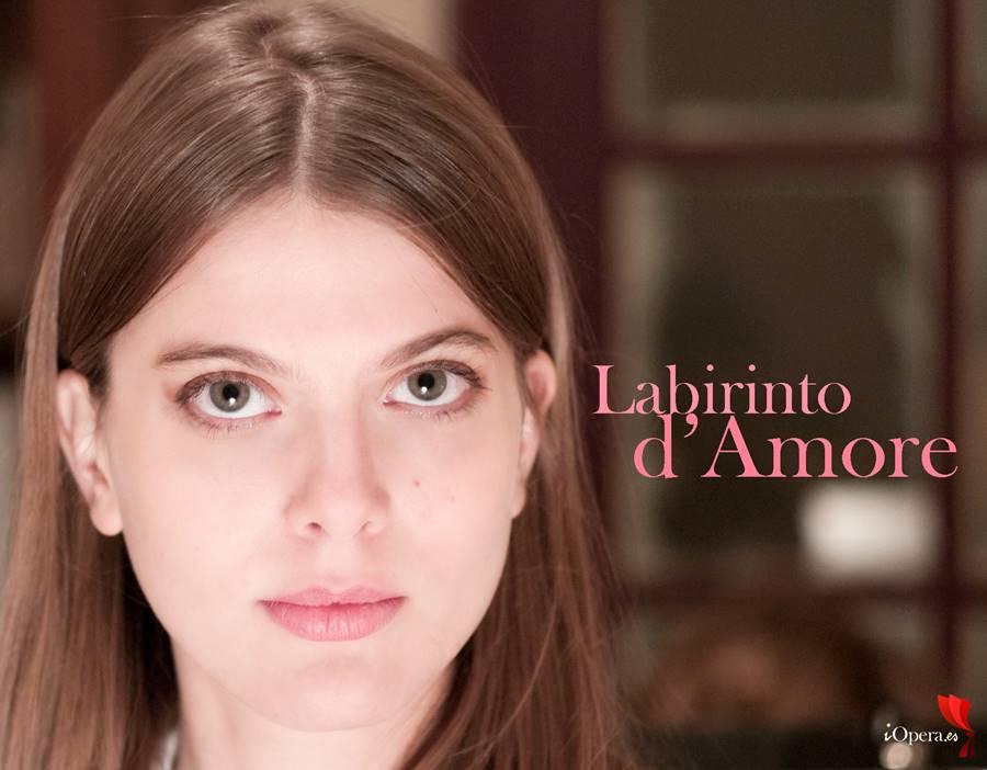 Anna Reinhold Labrinto d'amore Festival Sable concierto barroco