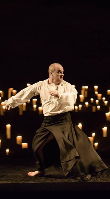 Saul de Haendel en Glyndebourne Festival 2015 vídeo julio iopera Bolton