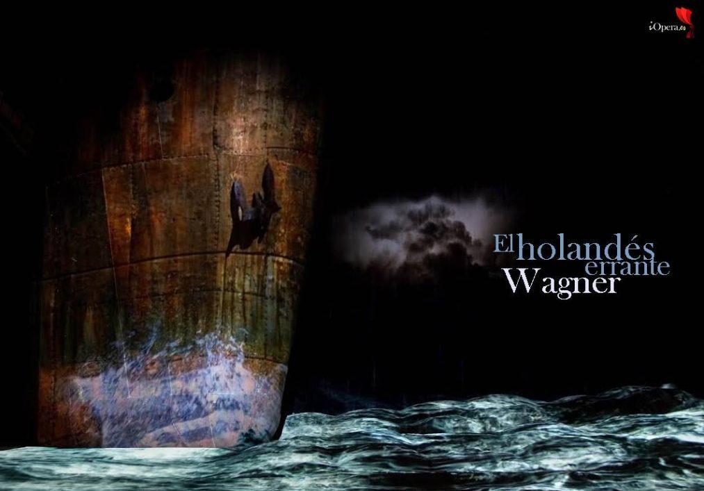 El holandés errante en el Teatro Real de Madrid buque fantasma el holandes errante wagner en el teatro real
