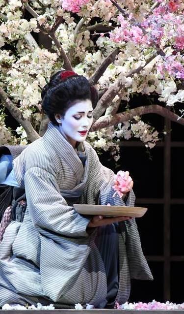 Madama Butterfly en la Scala Puccini